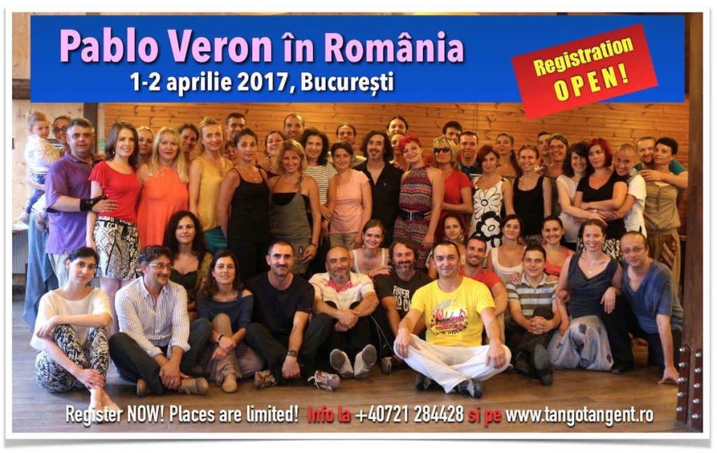 pablo veron romania registration open
